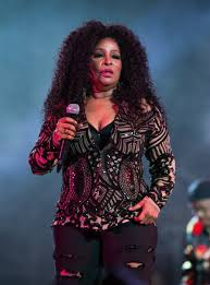 chaka khan performs at the 2018 jazz in the garden