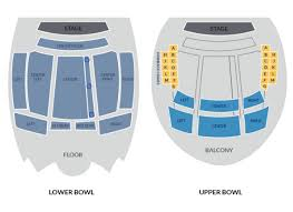 Orlando Amphitheater Seating Chart Orlando Venue Information