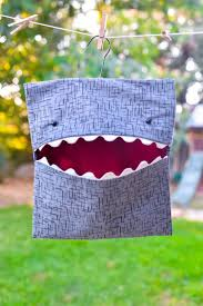Clothespin Bag Pattern