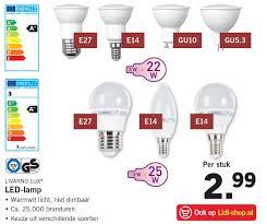 Livarno Lux Led Lamp Aanbieding Bij Lidl