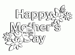 Mother Day Coloring Pages | Best Images Collections HD For Gadget ...