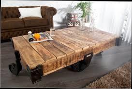 Table Basse Palette Industrielle Vintage Maison Design Bahbe Com
