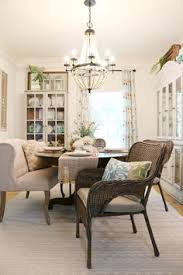 affordable dining room decor for that cal cote farmhouse look diningroom ideascal dining roomsstacking chairswicker chairshome