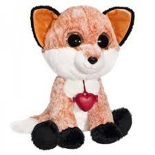 ≡ <b>Мягкая игрушка Fancy Глазастик</b> Лисёнок (GLN0) – купить в ...