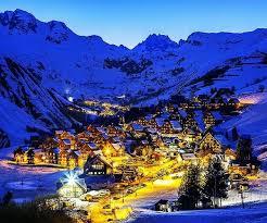 best luxury ski resorts in europe