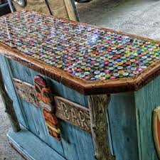 bottle cap furniture. By Dan Hodge. Bottle Cap Furniture P
