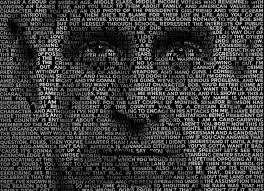 on diy wall art photoshop with how to create a text portrait effect in photoshop
