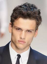 Mens Curly Hair Style cool mens curly hairstyles curly mens hairstyles pinterest 4646 by wearticles.com