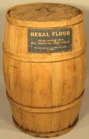 manitoba wood flour barrel