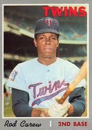 Best mark mcgwire rookie cards; 1970 Topps Rod Carew Baseball Cards Rod Carew Minnesota Twins Baseball