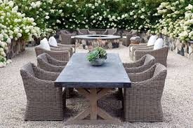 outdoor furniture restoration. Restoration Hardware Salvaged Wood And Concrete Table Patio Fabulous  Outdoor Dining Outdoor Furniture Restoration -
