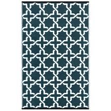 outdoor light weight reversible eco plastic s serene deep warm navy white lightweight indoor outdoor reversible plastic rug