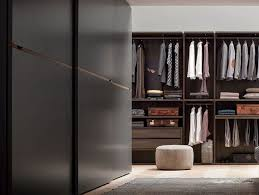 lacquered wardrobe with sliding doors middle wardrobe with sliding doors by novamobili