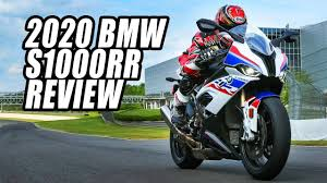 2020 Bmw S1000rr Video Review Motoprism