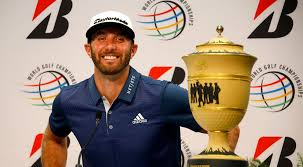 dustin johnson wins the 2016 wgc bridgestone invitational