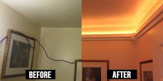 how to build cove lighting. Creating Cove Lighting For An Older Home How To Build A