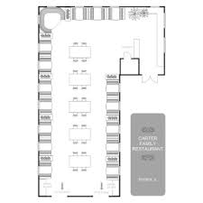 022 Template Ideas Restaurant Seating Dimensions Chart