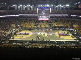 Rational Ucf Arena Orlando Seating Chart 2019