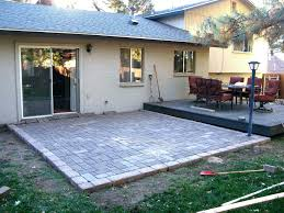 paver patio installation cost s stone pavers i me unbelievable to install