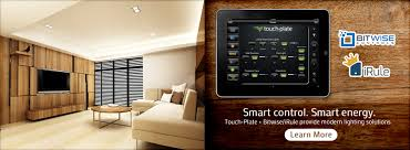 smart control smart energy touch plate plus irule or bitwise provides a modern