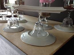 diy upcycled cake stands eco empire