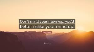 frank zappa e don t mind your make up you