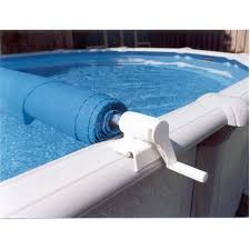 above ground pool solar covers. Feherguard FG-SRE-SR24 Surface Rider Above Ground Solar Cover Reel (Pools Up To 24\u0027) Pool Covers U