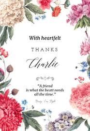 tarjeta de agradecimientos tarjetas de agradecimiento gratis greetings island