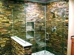 faux tile shower panels rock wall tile shower walls cafe faux lava bathroom fake tile shower