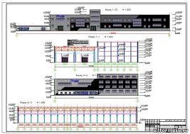 Промышленные здания Архитектура Каталог файлов Все для МГСУ  Цех железобетонных конструкций Курсовой