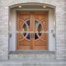 luxury front doors72x80 Mahogany Double Front Luxury Entry Doors Luxury Villa