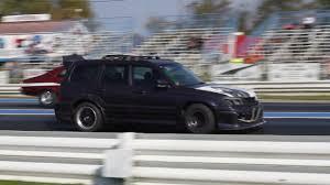 Supercharged V8 Subaru Forester vs Yenko Nova SS with nitrous ...
