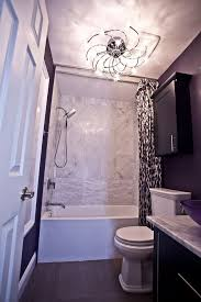 purple vessel sinks with traditional bathroom also bathroom budget budget friendly chandelier contemporary light in sink