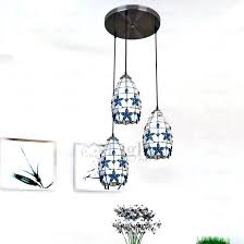 three pendant light fixture mounting kit over kitchen window