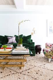 Small Picture 42 Chic Velvet Interiors To Make You Feel Like A King Natural