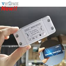 Vhome Wireless Switch Controller Smart Remote Control <b>Touch</b> ...