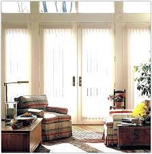 elegant curtain ideas for french patio doors patio door window treatment ideas sliding glass door curtain