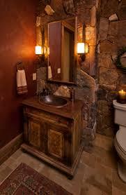 single sink traditional bathroom vanities. Panels With Antique Wall Lights Also Reclaimed Wooden Rustic Vanity Single Sink As Well Brown Painted Inspiring Bathroom Decors Ideas Traditional Vanities N