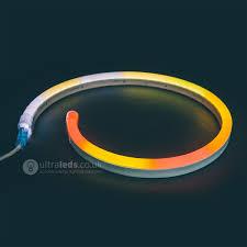 flexible tube lighting. pixel led neon flex large 15 x 26mm 5v bendable \u0026 flexible tube light - 1 lighting