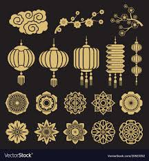 Chinese Designs Traditional Chinese And Japanese Decorative Design