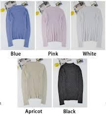 <b>shintimes</b> Long Sleeve Sweater Women Shiny Autumn Winter ...