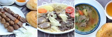 Национальная узбекская кухня плов шашлык и другие популярные  Национальная узбекская кухня