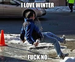 The Best Winter Memes Collection - Winter Sucks! via Relatably.com