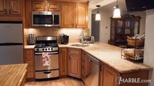 Kashmir Gold Granite Kitchen Kitchen Galleries And Countertop Design Ideas
