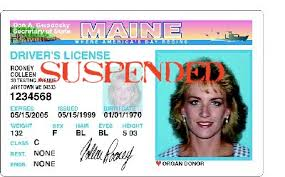 Suspension In Revocation After Habitual Or Operating Maine Offender