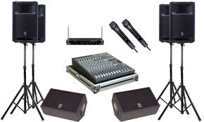 sound system. in dhaka city \u0026 as well any of bangladesh we can provide our professional sound system. system