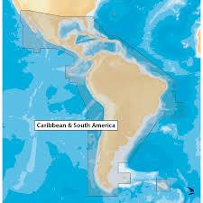 Navionics Chart Caribbean South America 3xg Large