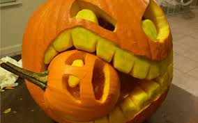 Appealing Coolest Pumpkin Carvings 21 For Your Home Decor Photos with  Coolest Pumpkin Carvings