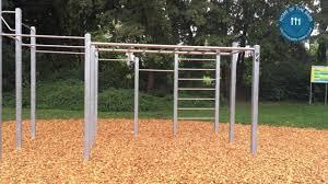 spot bad homburg playparc calisthenics park outdoor fitness equipment