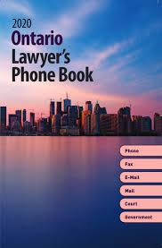 650 college blvd, ontario, oregon, usa 97914. Ontario Lawyer S Phone Book 2020 Edition Key Media Online Store Canada